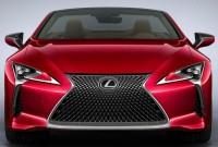 2022 Lexus LC Convertible Release Date