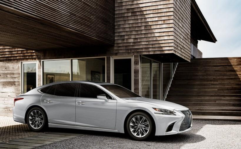 2022 Lexus LS 500 Release Date