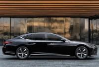 2022 Lexus LS500 Premier Options Specs