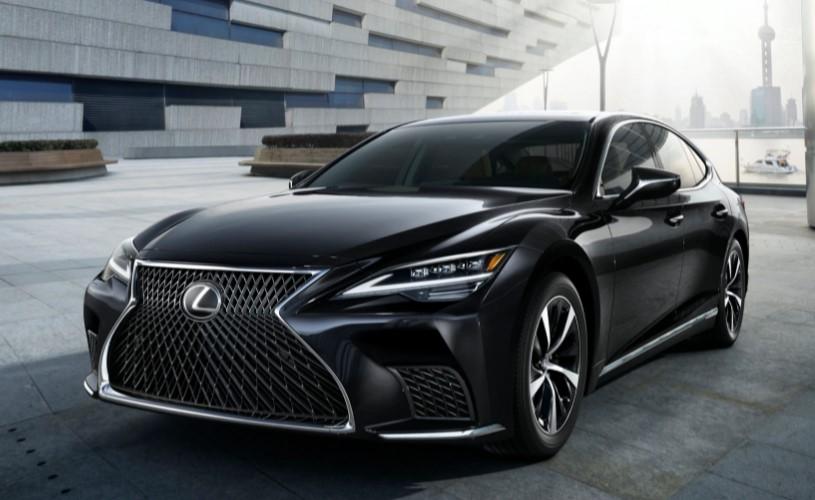 2022 Lexus LS500 Release Date