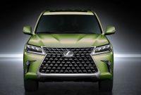 2022 Lexus LX 570 Rumor Release