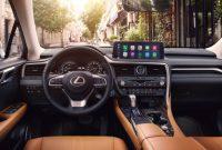 2022 Lexus RX450h Interior