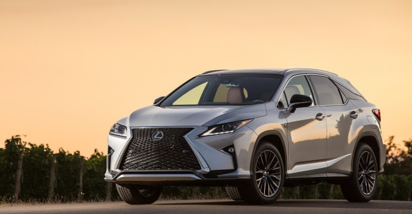 2022 Lexus RX450h Rumor Release